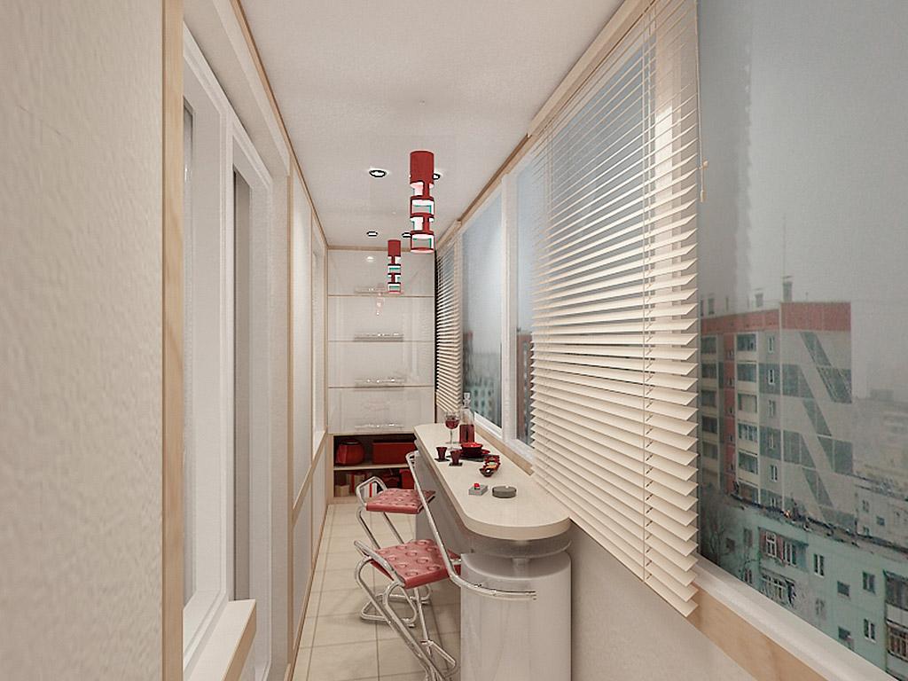 Барные стойки в квартире на узком балконе фото как красиво сделать.